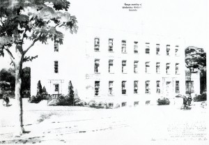 Convent (now Parish Center)