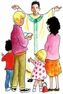 Family Mass_Altar