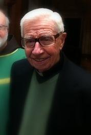 2013 Fr. John Connelly in residence