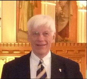 Deacon Tom Smith ordained in 2002