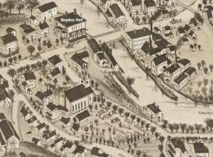 Lower Falls, circa 1880