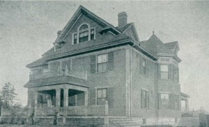 Rectory, circa 1905