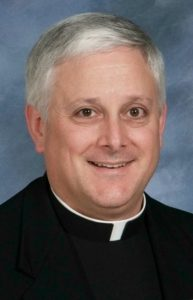 Rev. Kevin Sepe 2015-2016