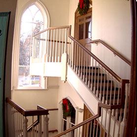 Glen Road interior