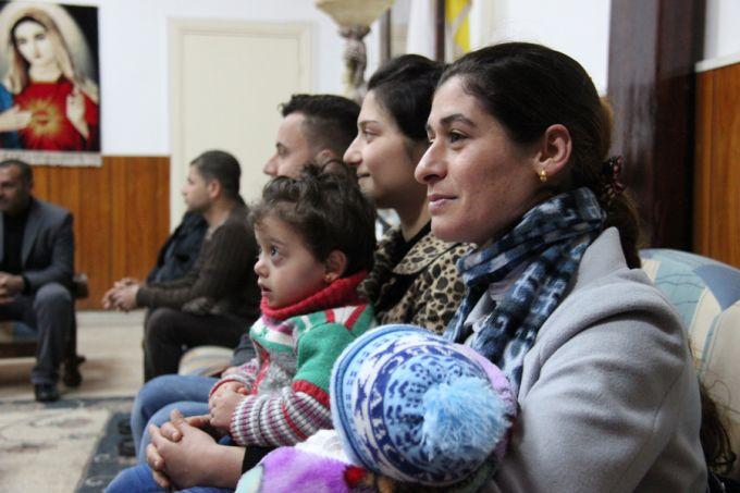 Credit: Maria Lozano/Aid to the Church in Need