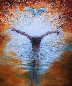 The Baptism of the Christ #2_cropped
