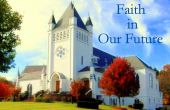 """Faith in Our Future"" Campaign - Please Make Your Pledge This Week"