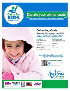 Coats for Kids Saint John Poster_2014_SMALL