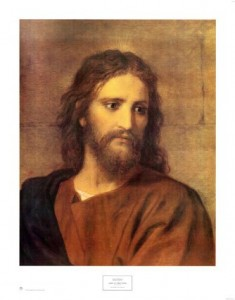 Christ-at-Thirty-Three-Heinrich-Hofmann