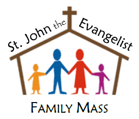 Sunday 9:00am Family Mass Program | St  John the Evangelist